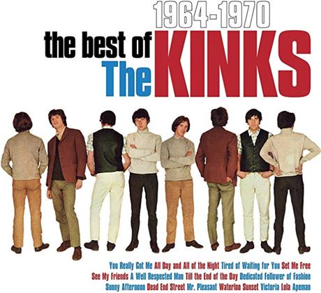 Best Of The Kinks 1964 (Lp)